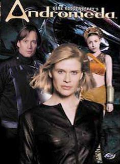 Andromeda   Season 1 Vol. 1 (DVD, 2002, 2 Disc Set) Episodes 101 105