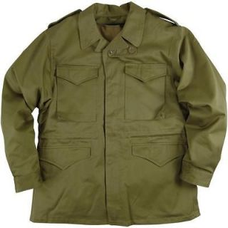 ALPHA INDUSTRIES M 43 FIELD COAT OLIVE XS,S,M,L,XL,2XL,3XL JACKET