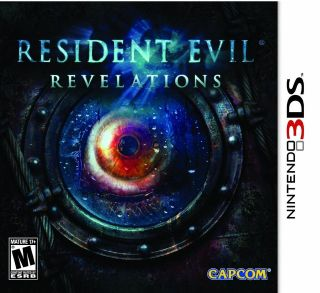 3DS GAME RESIDENT EVIL REVELATIONS *BRAND NEW & FACTORY SEALED
