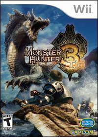 monster hunter tri in Video Games