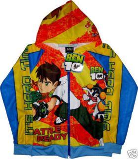 ben 10 alien force jacket in Kids Clothing, Shoes & Accs