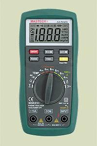 New 1999 AUTO RANGE DIGITAL ENGINE ANALYZER MS6231 DWELL car