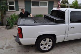 BAK RollBak G2 Retractable Tonneau Truck Bed Cover that fits over 100