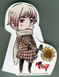 Axis Powers Hetalia APH pop stand / cardboard figure official promo