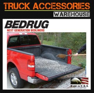 2007 2013 Chevrolet Silverado 5.8ft BedRug Bed Rug Carpet Bed Liner