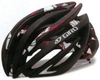 giro helmet aeon matte black explosio n red 2012 road