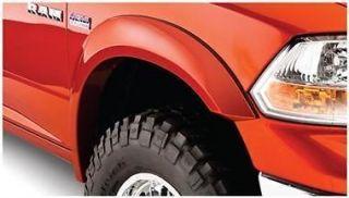 Bushwacker Extend A Fender Flare Set 09 12 Dodge Ram 1500 Pickup Truck