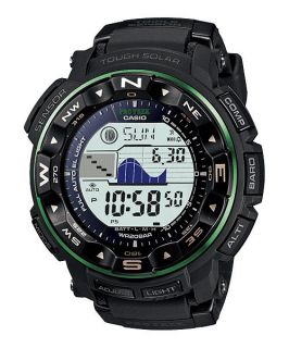 Casio Protrek Tough Solar Triple Sensor Watch PRG 250BD 1 PRG250BD