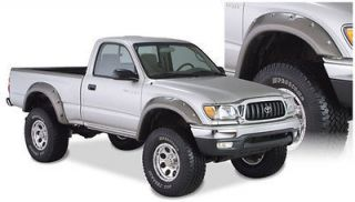 Bushwacker Cut Out Fender Flares for 1995 2004 Toyota Tacoma 4WD (Fits