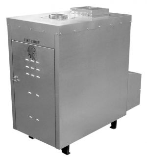Fire Chief Outdoor Wood Stove Furnace FC0S2200D