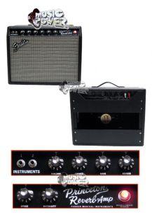 Fender FSR 65 Princeton® Reverb Surf Tone Blue Guitar Amplifier