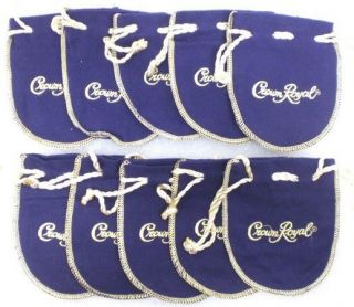 crown royal bags in Crown Royal