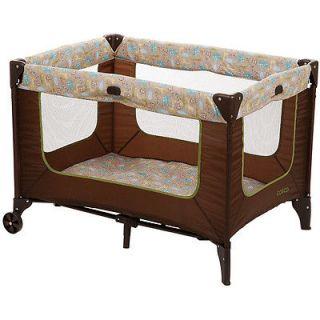 Cosco Funsport Playard Kontiki Baby Play Pen Yard Travel Bed Portable