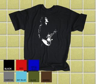 GARY MOORE (Thin Lizzy) Blues rock T SHIRT ALL SIZES