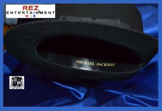 michael jackson fedora in Entertainment Memorabilia