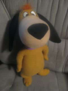 HANNA BARBERA DOGGY DOGGIE DADDY PUPPY DOG PLUSH DOLL 14 TALL TOY