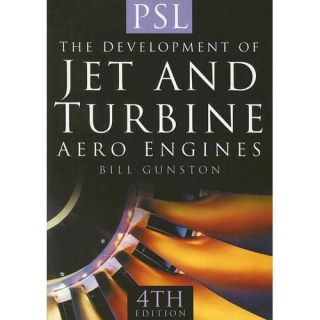 NEW The Development of Jet and Turbine Aero Engines   Gunston, Bill