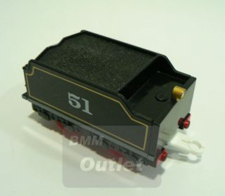 TRACKMASTER THOMAS and friend TRAIN Black  Hiro No 51 Truck  T14B