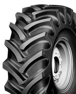 New Tire 16.9 X 28 12 Ply Tube Less R4 Interco Loader Tractor NTJ