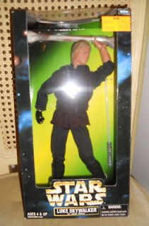 Doll LUKE SKYWALKER Action Figure Star Wars 12 MIB