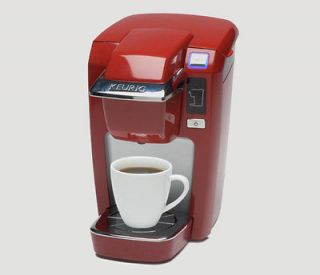 Newly listed Keurig B31 Mini Plus 1 Cups Espresso Machine RED