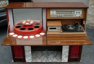 vintage stereo console in Consumer Electronics