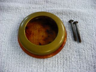 ER  VINTAGE WATERFALL / ART DECO KNOB PULL