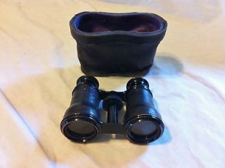 ANTIQUE Chevalier Opticien Opera Glasses from Paris with Case