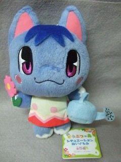 JAPAN Nintendo ANIMAL CROSSING Character Figure Toy Stuffed Plush