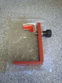 Hilti PE 335530 Rotating Laser Vertical Angle Mount New