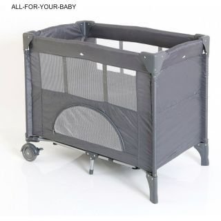 Baby Elegance Basinette Travel Cot with padded mat