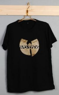 Wu Tang Clan Gold Method Man Hip Hop Rapper T Shirt M