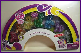 My Little Pony Friendship Is Magic* PONY RAINBOW COLLECTION Sparkle