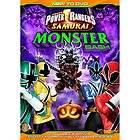 Power Rangers Samurai Monster Bash Halloween Special DVD Brand New