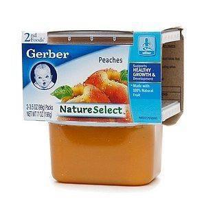 Gerber 2nd Foods NatureSelect Baby Food