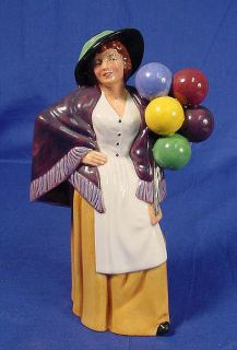 Royal Doulton Balloon Lady in Figurines