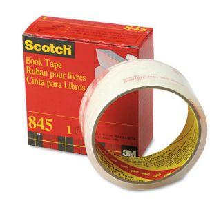 Scotch Book Repair Tape, 1 1/2 x 15 yards, 3 Core