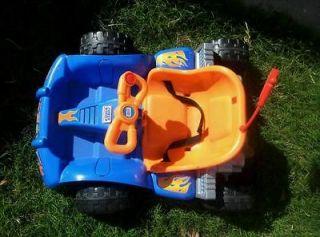 Toddler Race Car   Power Wheels Get Set Go Kart