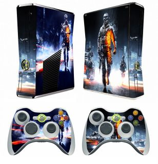 202 vinyl decal Skin Sticker for Xbox360 slim and 2 controller skins