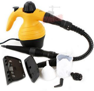 1200w Portable Handheld Electric Steam Cleaner Home Office Auto Wash