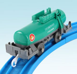 TOMY PLARAIL KF 09 TAKI 4300 TANK CAR FOR MOTORISED TRAIN 393443