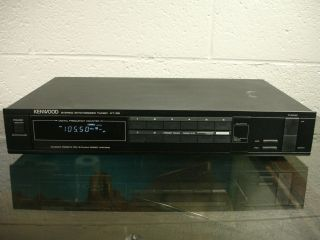 kenwood stereo tuner in TV, Video & Home Audio
