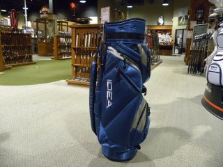 Adams Idea Ladies Cart Bag Blue