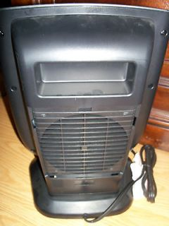 Electric Oscillating Tower Heater Ceramic Technology Thermostat New