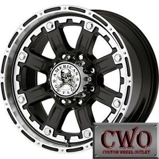 Newly listed 20 Black AO Armor Wheels Rims 5x139.7 5 Lug Dodge Ram
