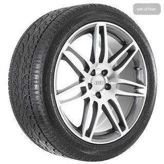 Newly listed 20 Inch Audi Q5 Q7 rims wheels and tires package