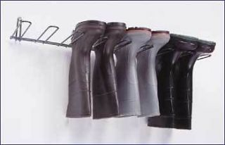Boot Rack Stainless Steel, Holds 4 Pairs, 1 Rack, #1044