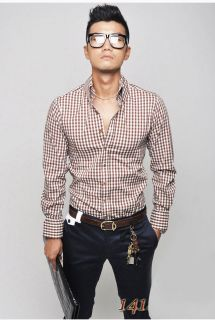 mens casual shirts in Casual Shirts
