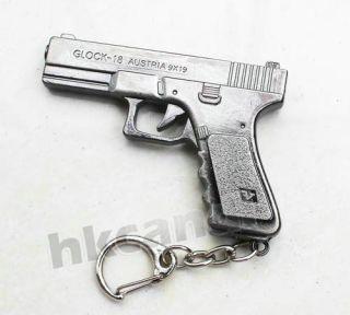 Austria Weapon Model Gun Assault Rifle Key Chains keyfobs keyring