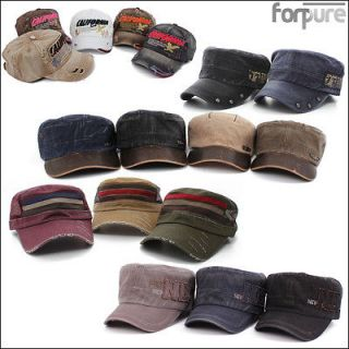 WHOLESALE Army Cadet Hat Trucker Cap Baseball Caps Hats 5ps Choose